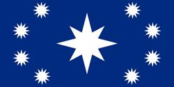 Flag of the Confederation (AK)