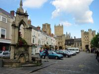 Wells-town-square