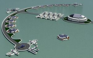 Microstate CIH Network Marina Concept