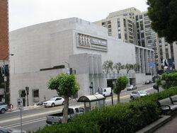 Nob Hill Masonic Center