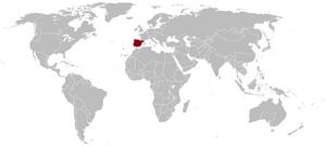 Map of Tenebrae