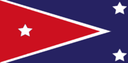 Peacetime Ensign of the Allied States