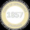 Seal of Springvale, Colorado.png