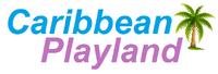 Caribbean Playland logo