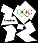 London 2012 Logo Meridian