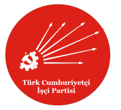 Emblem of the Turkish Republican Workers' Party