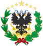 Emblem of Greater Eurasian Federation