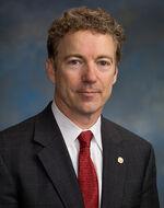 Rand Paul Portrait