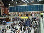 Liverpool Street Station (Merdian)
