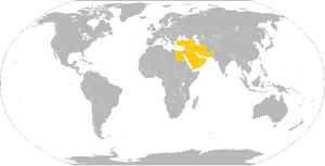 Location of Khalifa
