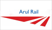 Arul Rail logo