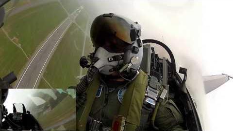 ▶ kurdish pilot F-16 Demo Flight capt ramyar r salem