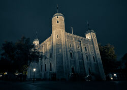 White Tower, Tower of London National Borough