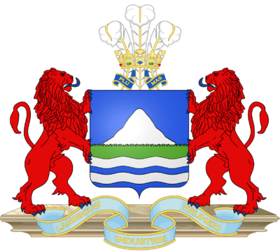 Coat of arms of Plumas