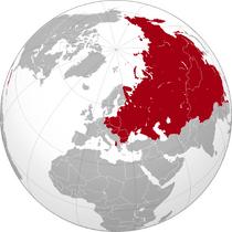 Sino-Soviet Map