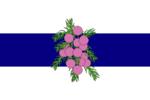 Flag of Còinseillan n' Eòleannan Ròm agus Lìchthe