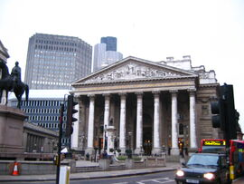 London Stock Exchange, London, England