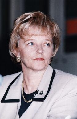 Prime Minister Alice Hartley