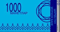1000 Manetlar