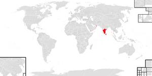 UIA World Map