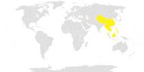 Location of the Shun Dynasty
