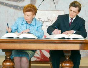 Treaty of Accession EU (2003)