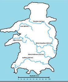 Soiga rivieren