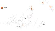 Iiyishish lenguaje map