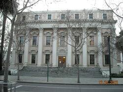 Old Supreme Court of Sierra