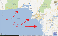 TFD Karachi map 11 Feb
