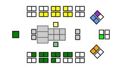 33rd Howland Senate Diagram