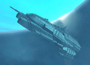 Adhabu-class Battleship