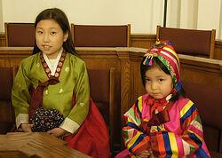 Korean children