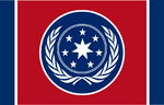Flag of the League of Sovereign Nations