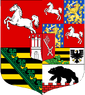 Coat of arms of the United States of Saxony