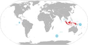 Austranese Union Territories