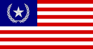 Flag of the republic of liberty
