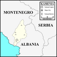 Kamenia InfoMap