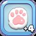 Kitty Paw Marshmallow+4