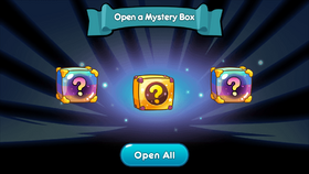 Open a Mystery Box