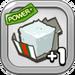 White Sugar Cube 1