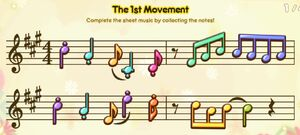 1st Movement