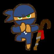 Ninja Cookie Old