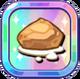 Cream Puff Cookie's Creamy Hat