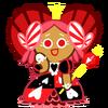 Princess Cookie Halloween new