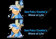 Play passive sea fairy