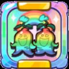 Ultra Power Double Rainbow Carrot