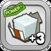 White Sugar Cube 3