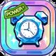 Translucent Crystal Alarm Clock