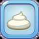 Mocha Delight's Whipped Cream
